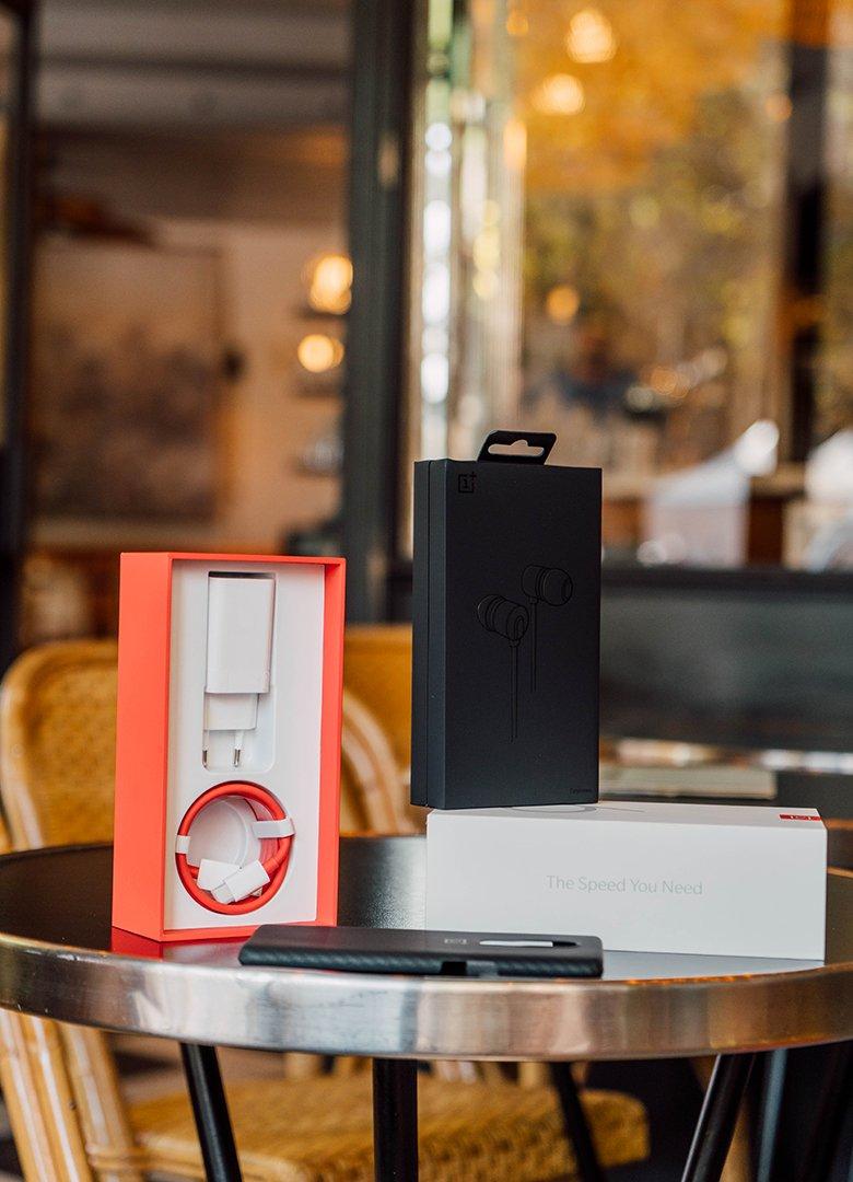 test smartphone oneplsu