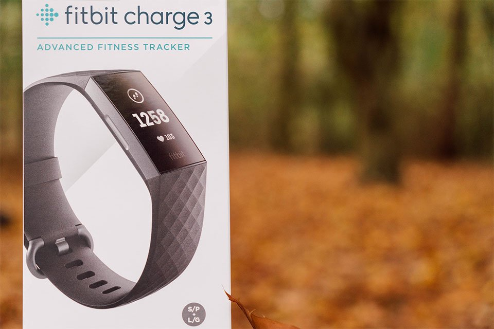 avis fitbit charge 3