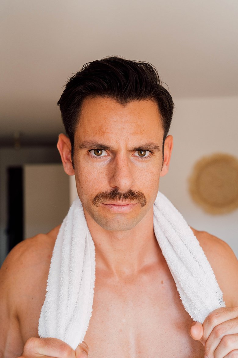 Bic Shave Club Moustache Fini