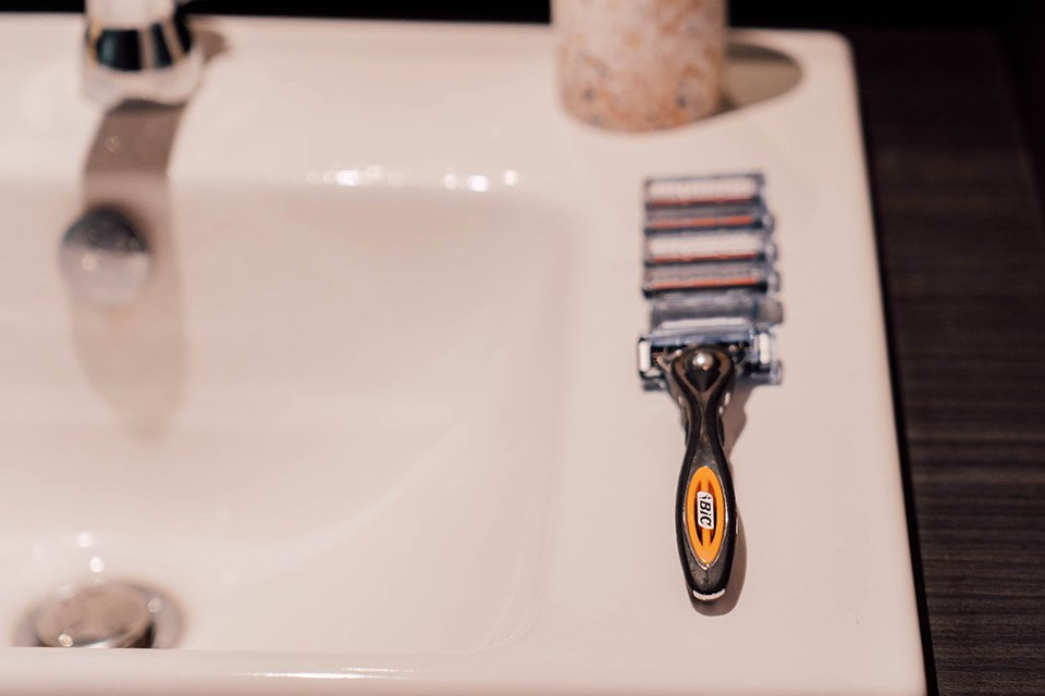 Bic Shave Club Rasoir
