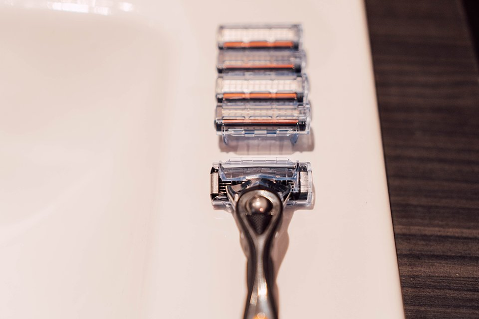 Bic Shave Club Tete