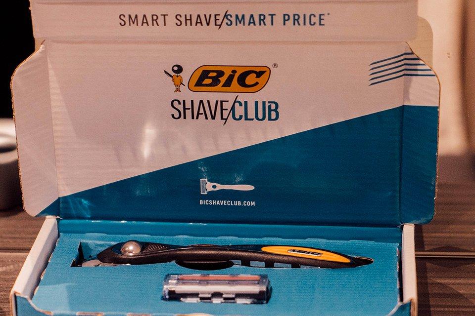 boite bic shave club
