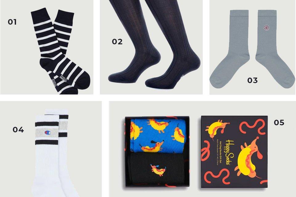chaussettes en soldes ah20