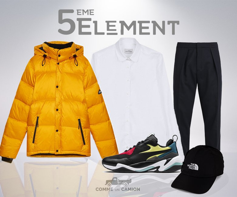 ELEMENT silhouette a