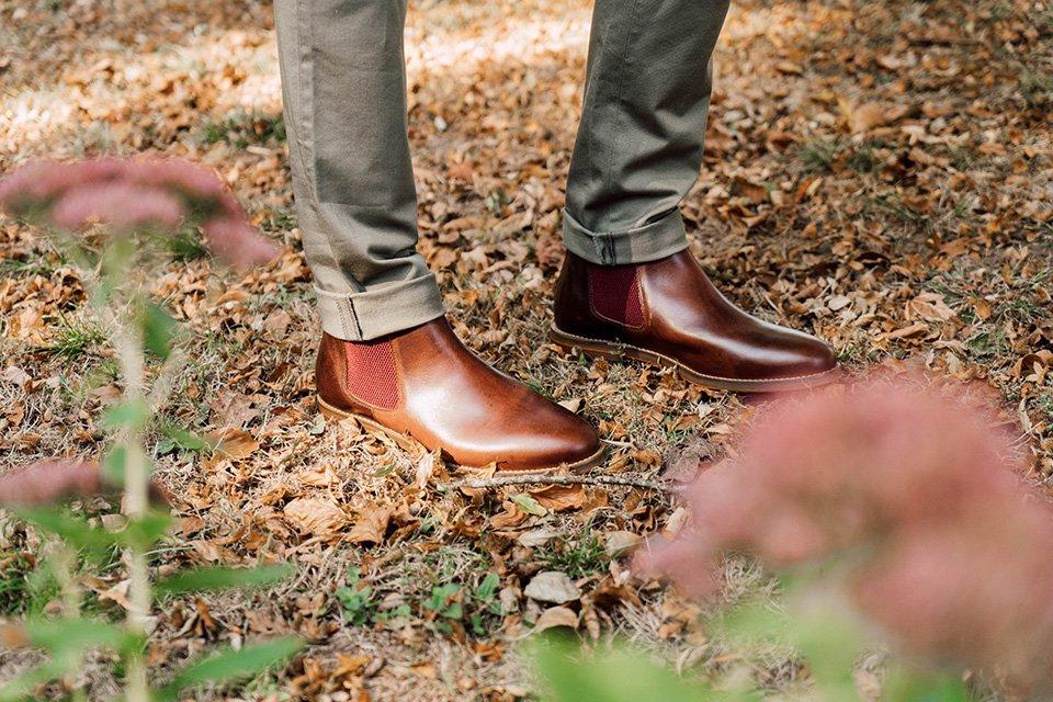 focus chelsea boots pied de biche