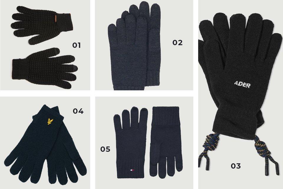 gants tissu en soldes ah20