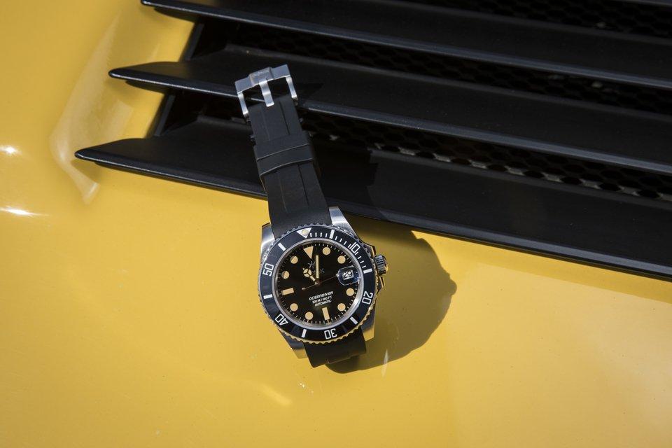 Ikonik Watches Oceandiver