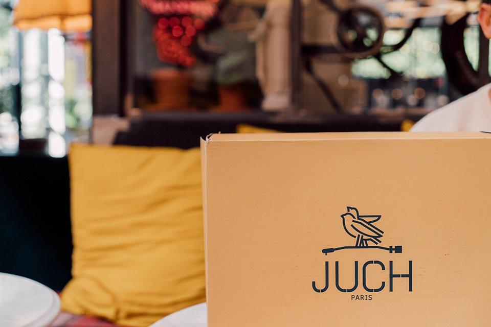 Juch Taranta Logo