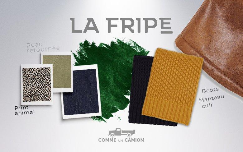 LA FRIPE  moodboard 1