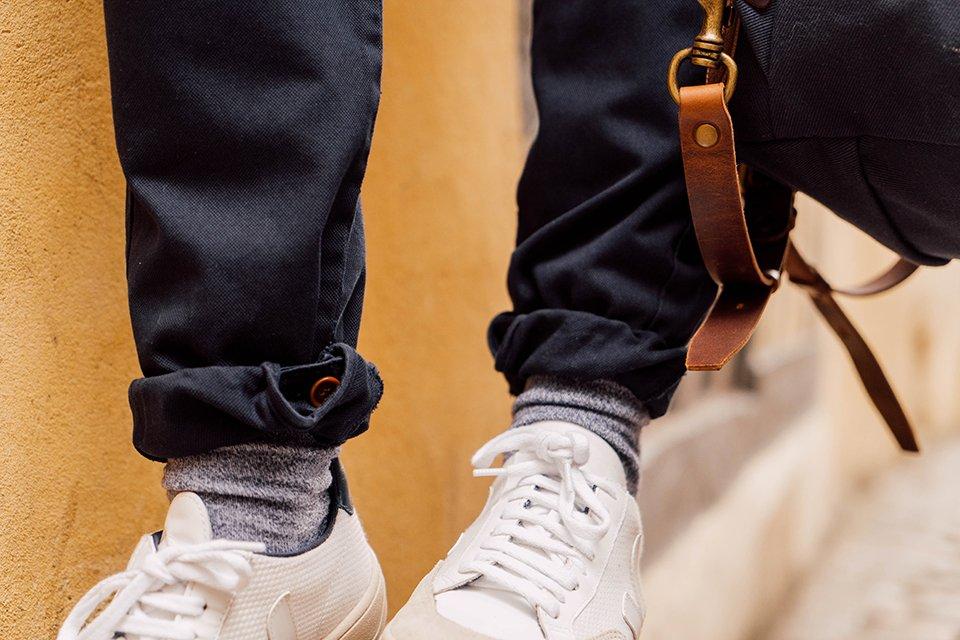 look indigo pantalon olow