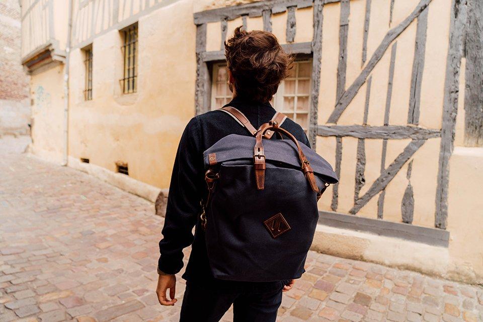 look indigo sac