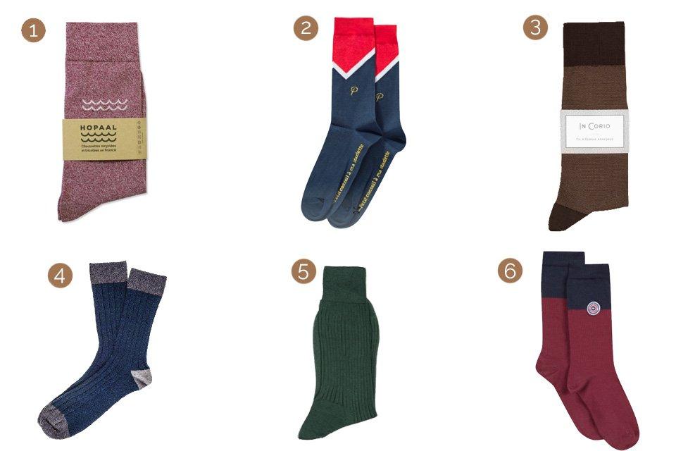 selection chaussettes v2 accessoires hiver