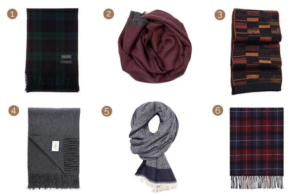 selection echarpes v2 accessoires hiver