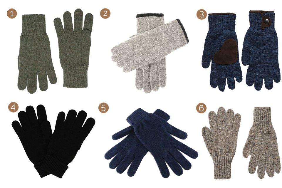 selection gants v2 accessoires hiver