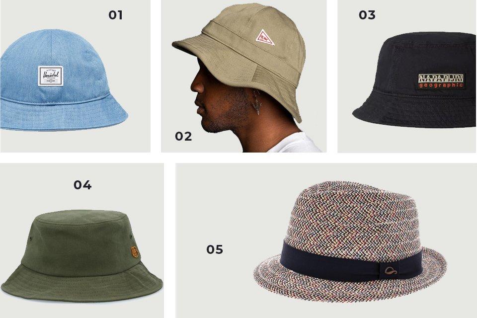 selection soldes chapeau SS21