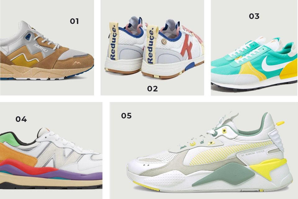 selection soldes sneakers 1 SS21