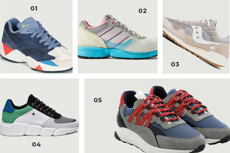 selection soldes sneakers 2 SS21