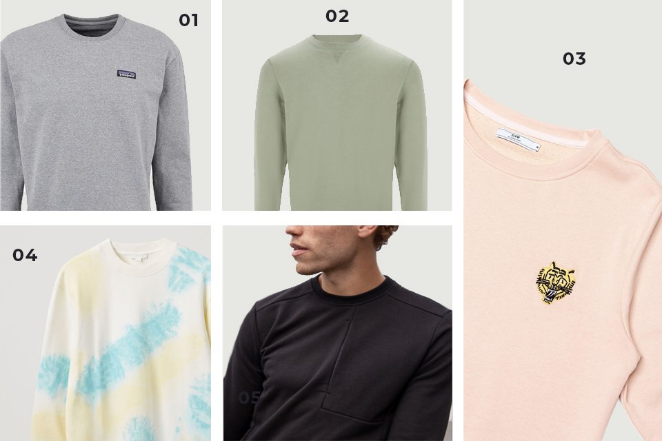 selection soldes sweat 1 SS21