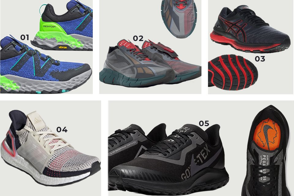 sneakers running soldes FW20