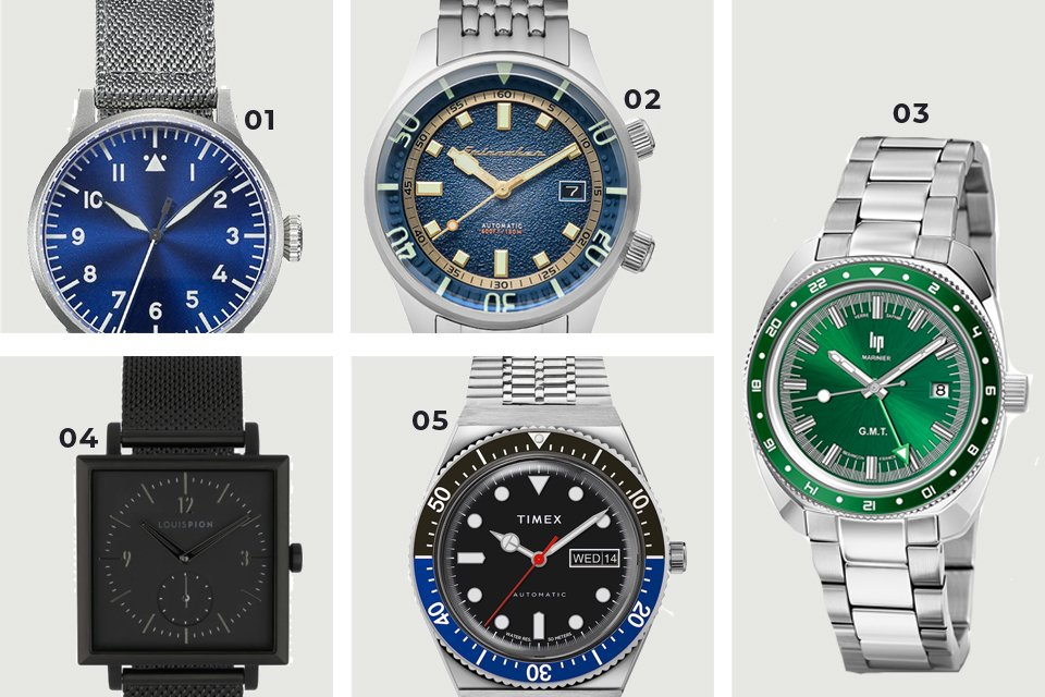 soldes ss2021 montres bracelet acier