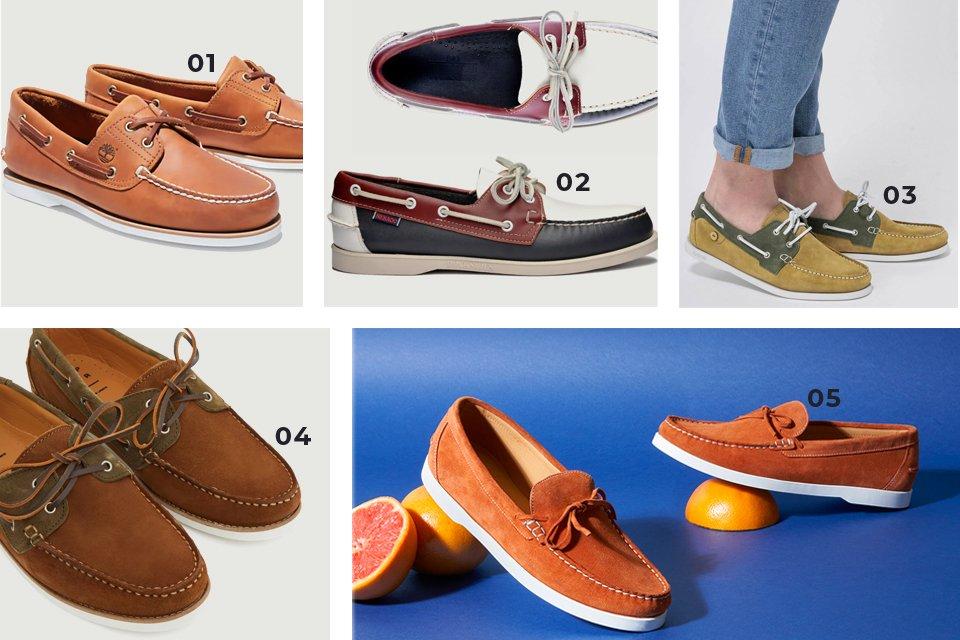 soldes ss21 chaussures bateau