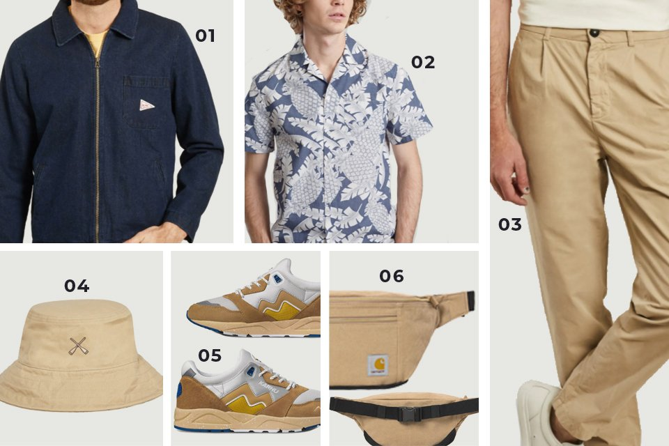 soldes ss21 lexception look 2