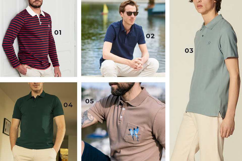 soldes ss21 polos 1