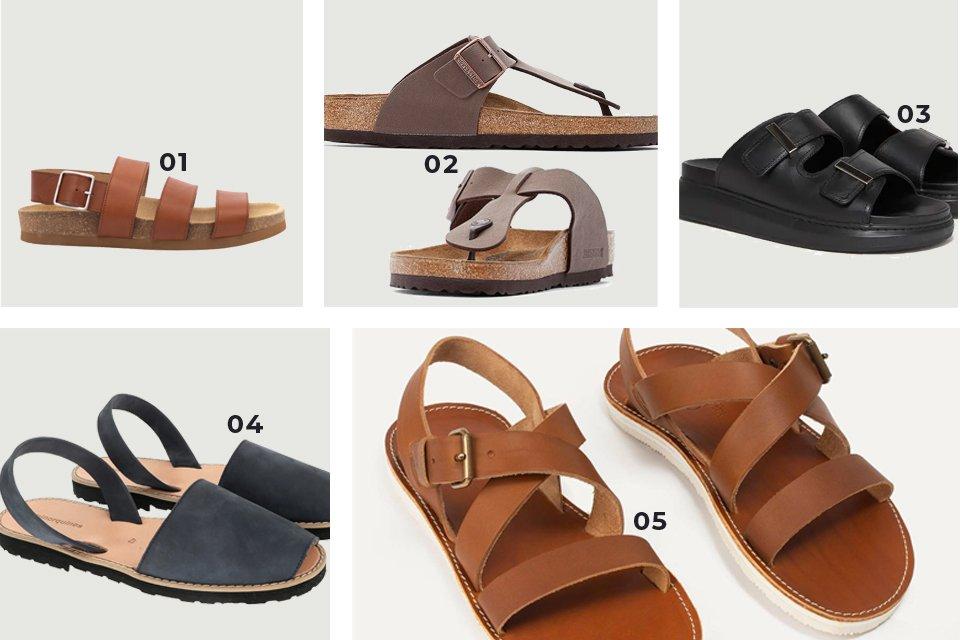 soldes ss21 sandales
