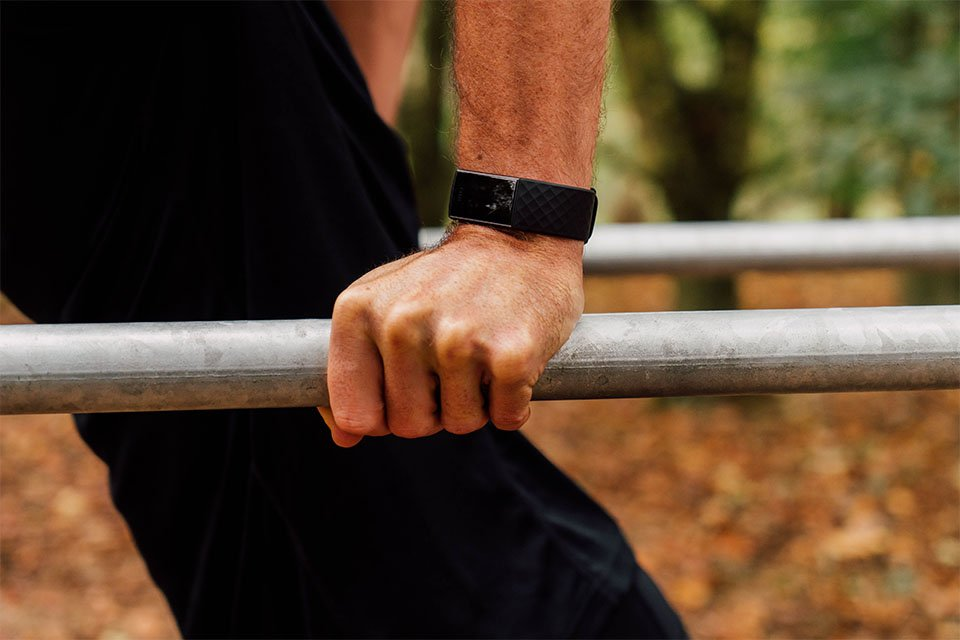 test fitbit charge 3 dips