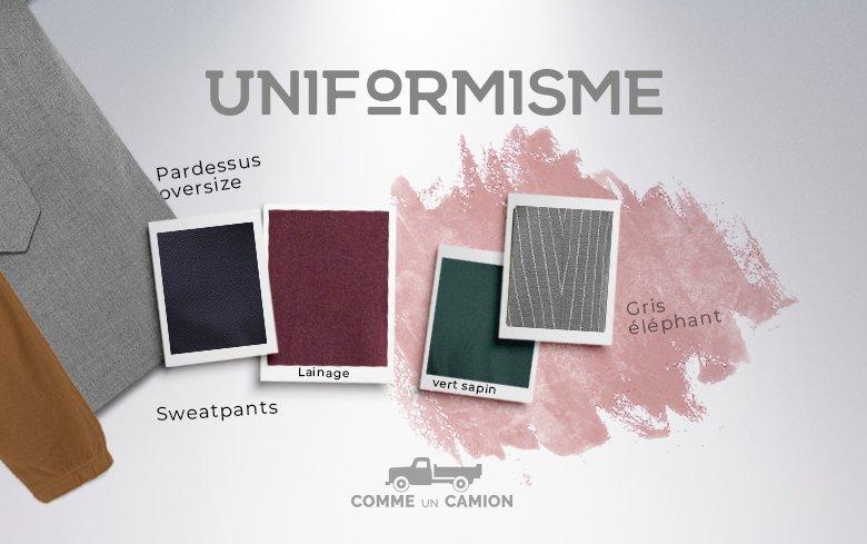 uniformisme  moodboard 1
