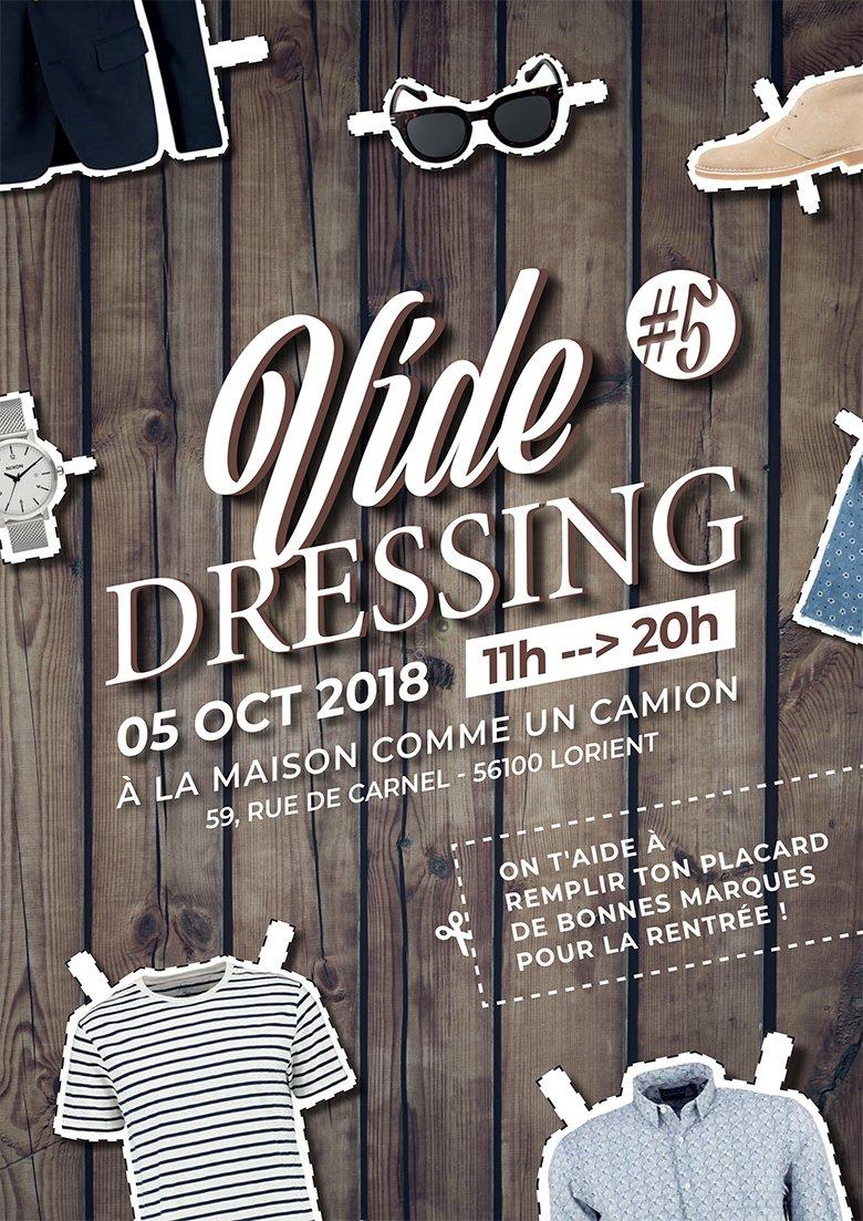 Vide dressing #5