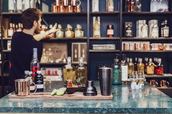 Les Raffineurs Alcool
