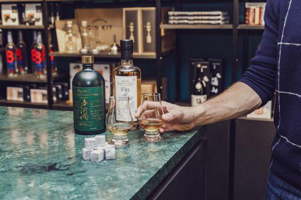 Les Raffineurs Cocktail