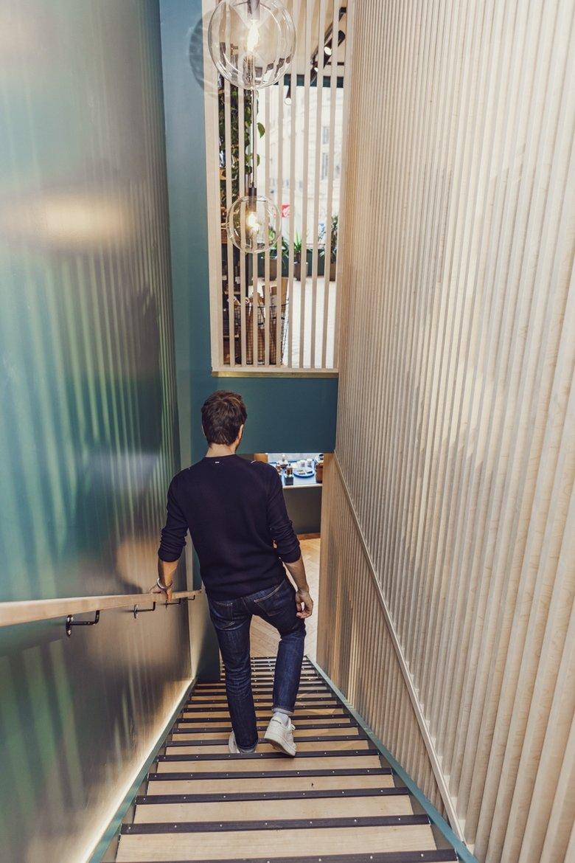 Les Raffineurs Escaliers
