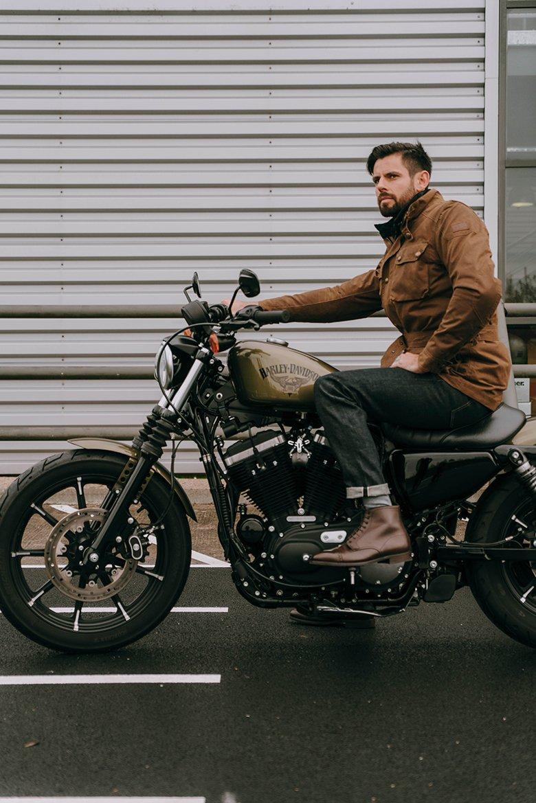 Original Driver Porte Moto