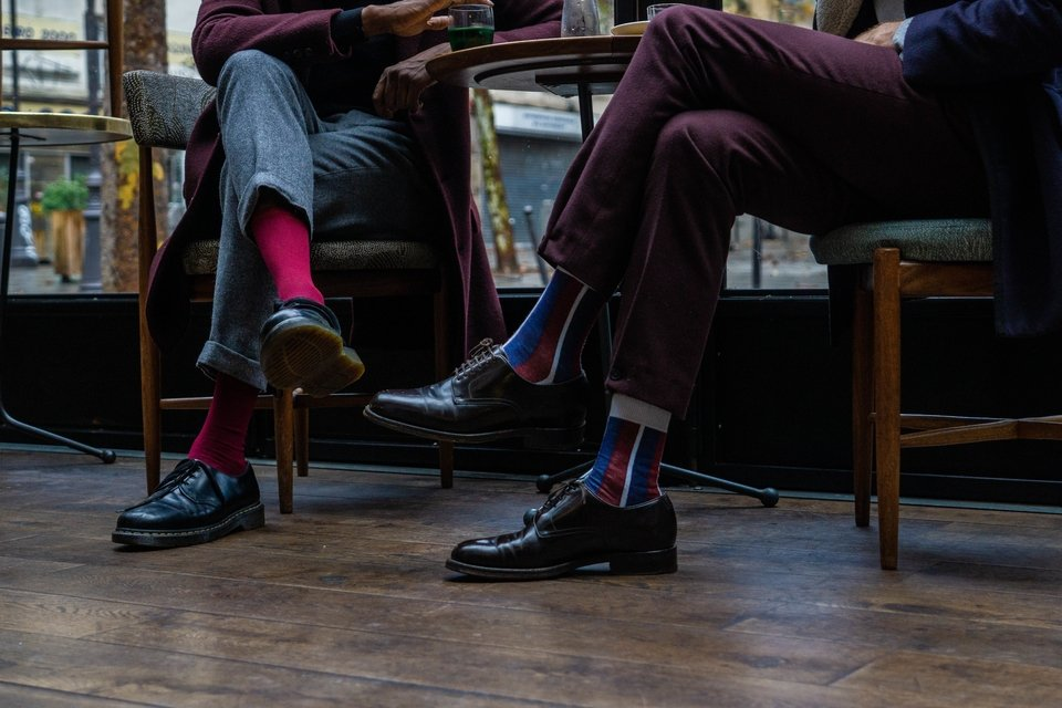 Petrone Marque Chaussettes