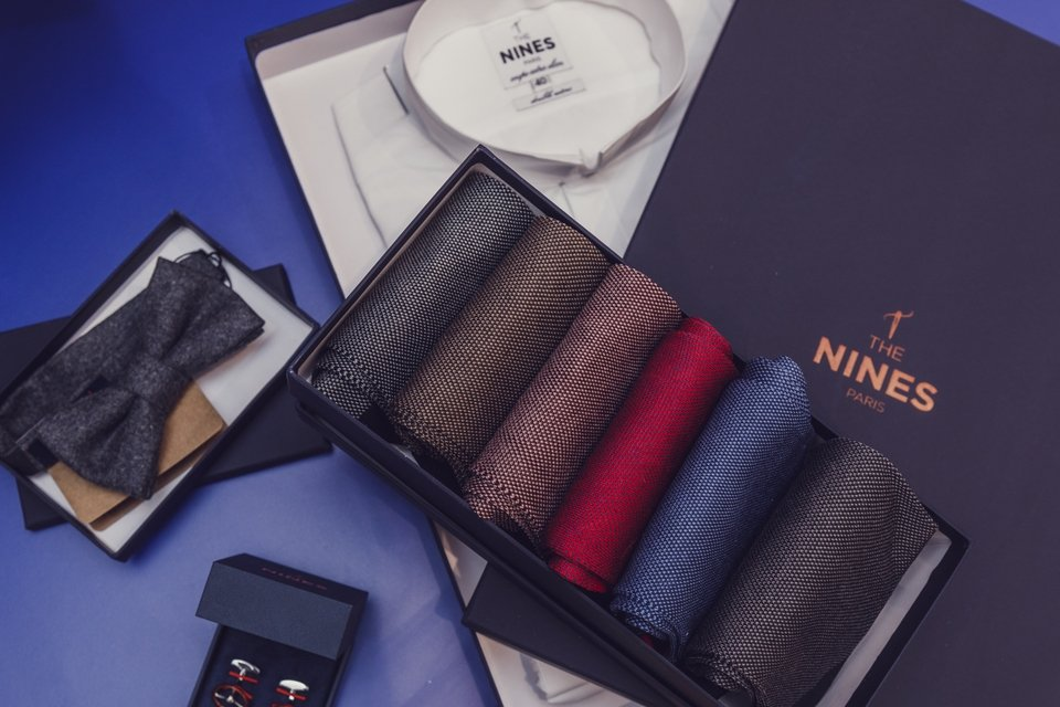 The Nines Packaging