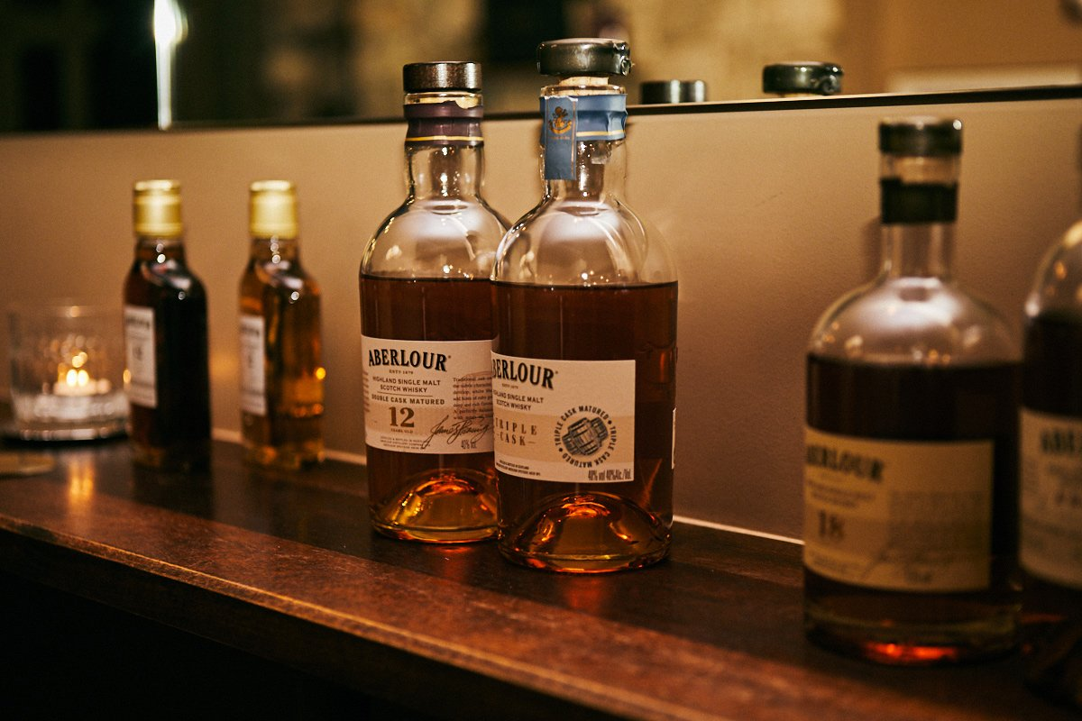 whiskies aberlour masterclass