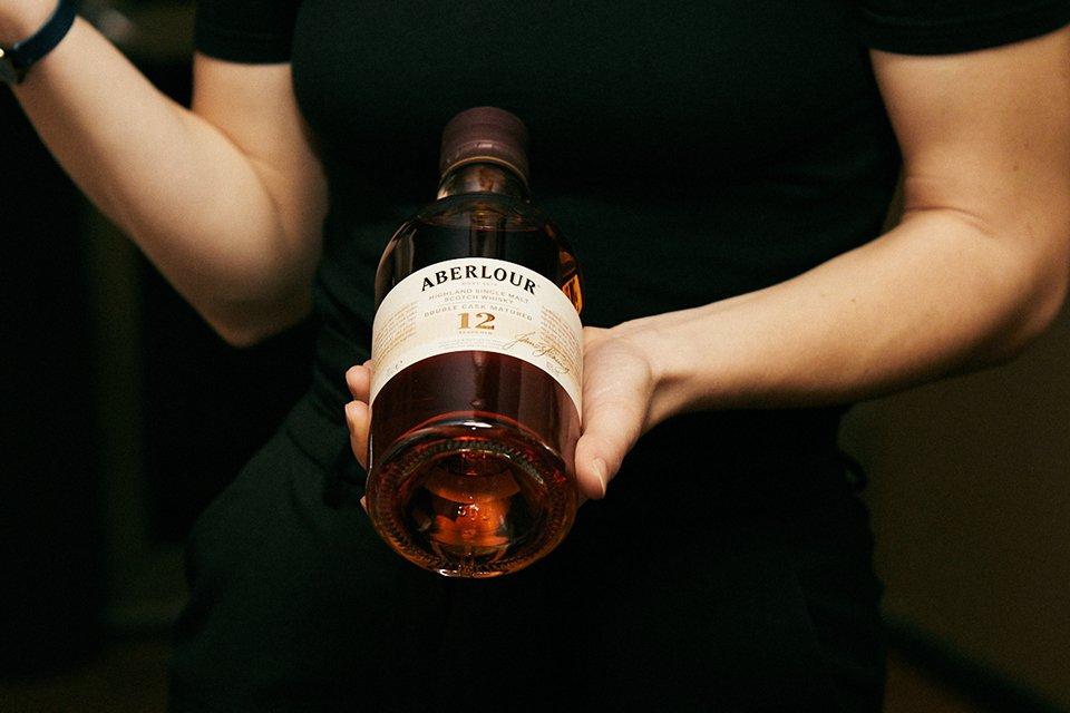Whisky Aberlour Masterclass