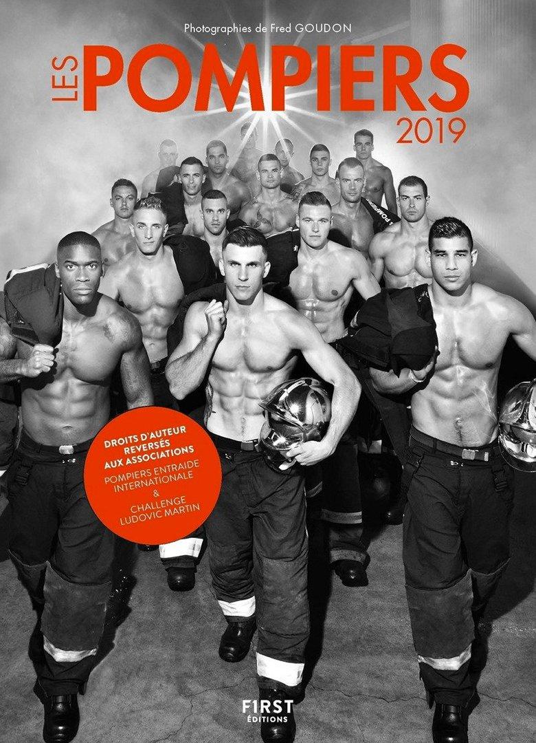 calendrier pompiers 2019
