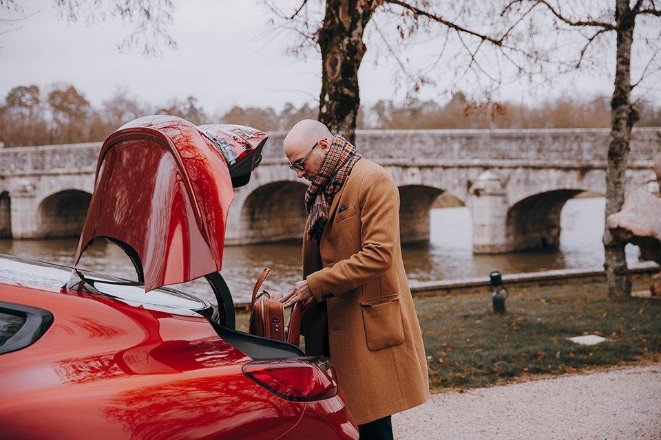 Coffre BMW Serie 8
