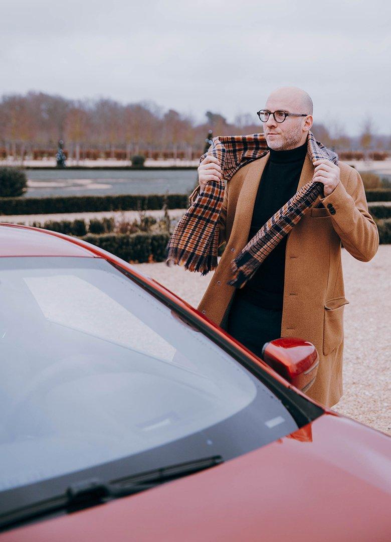 Parebrise BMW Serie 8