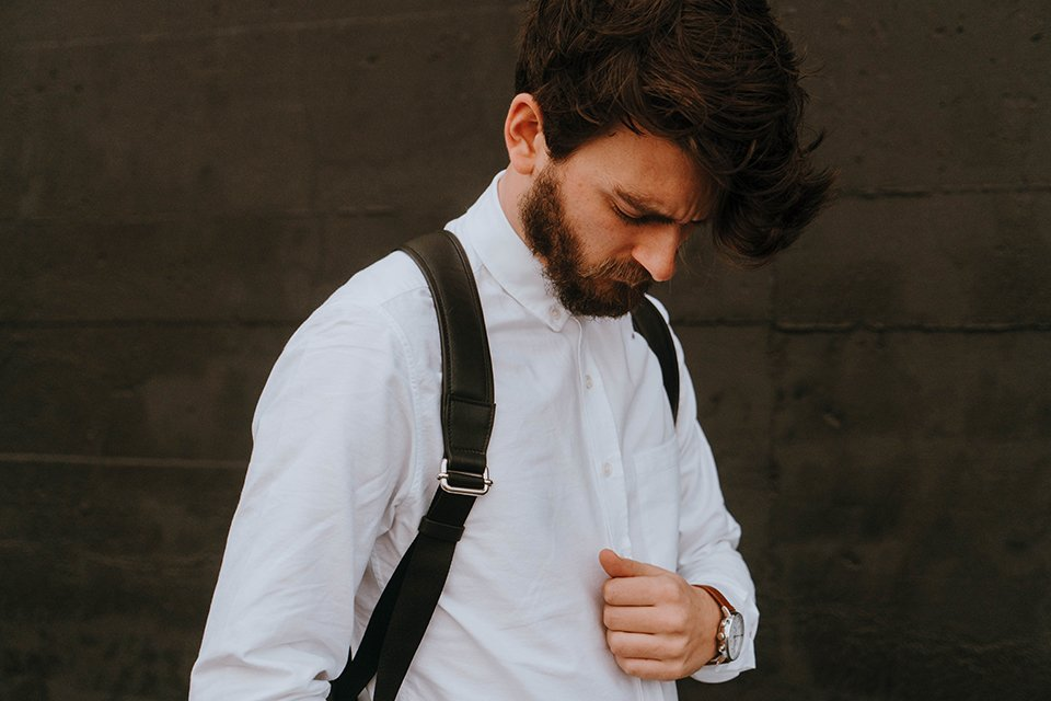 chemise fyu blanche