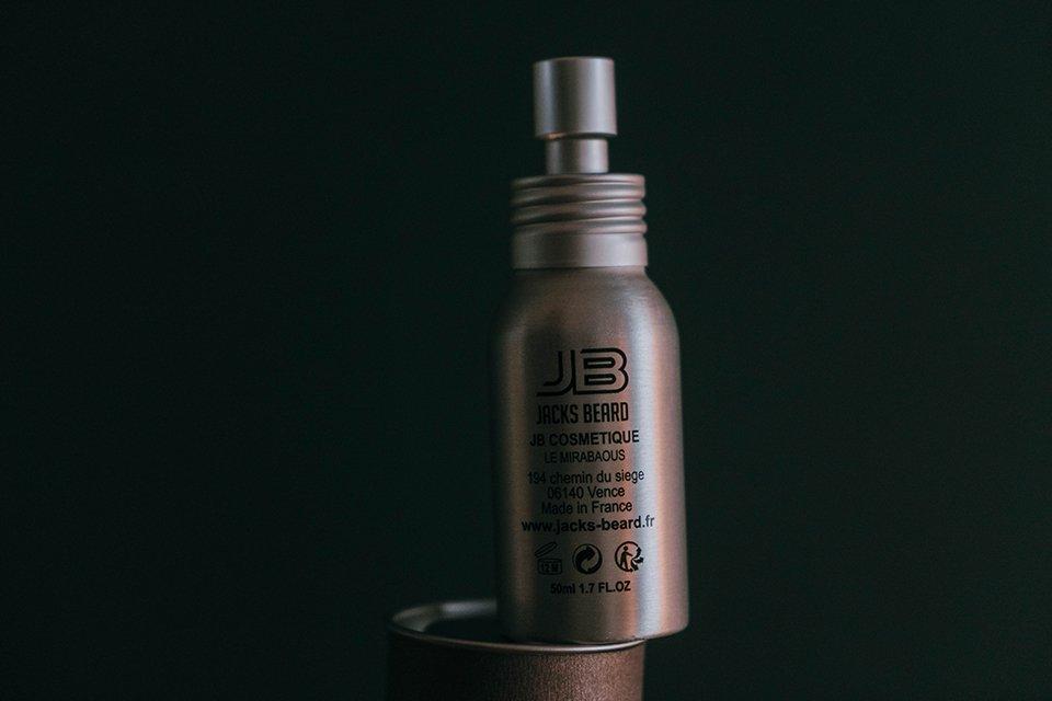 Jacks Beard Packaging