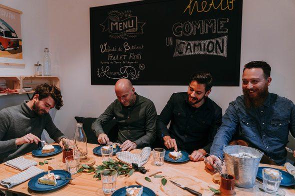 La Cuisine Team