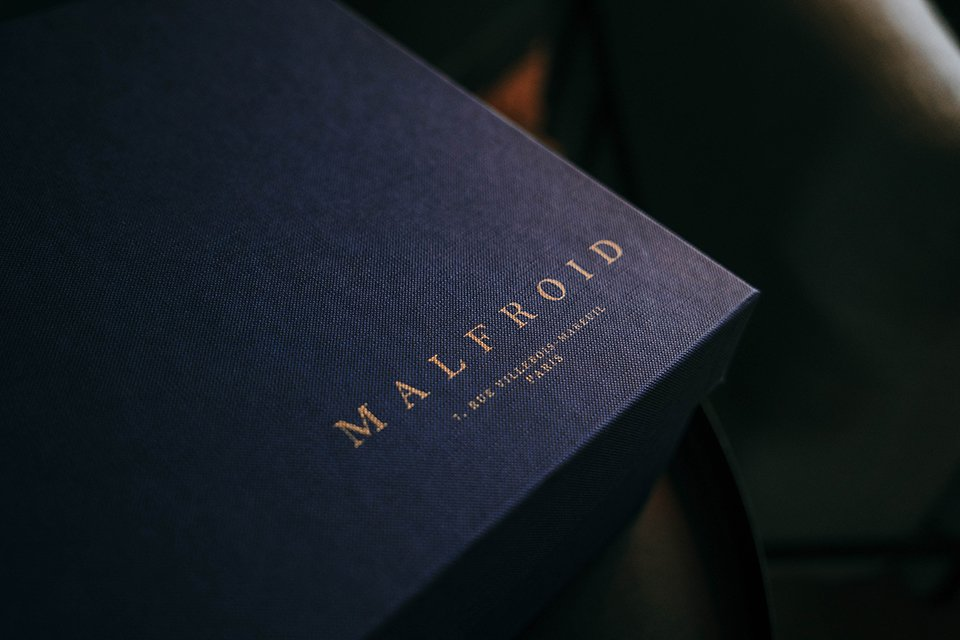 Malfroid Stelvio Logo