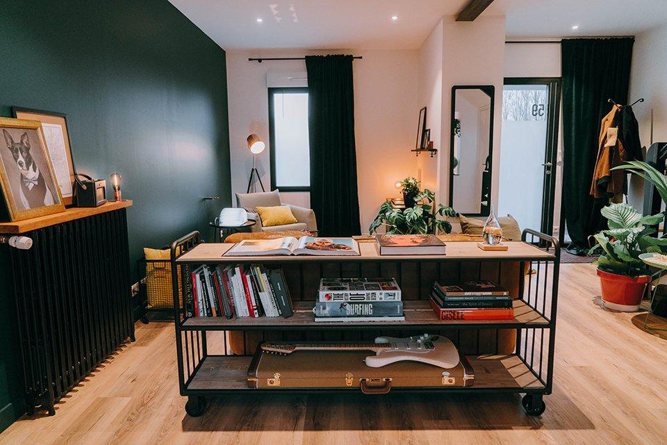 meubles salon maison