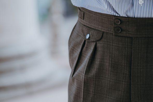 Atelier Coqlico Bouton Pantalon