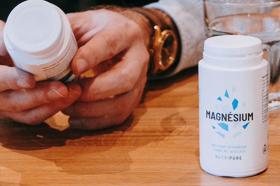 test et avis complements nutripure magnesium
