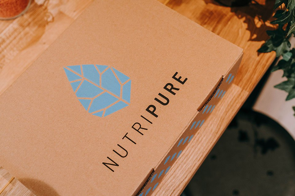 test et avis complements nutripure packaging